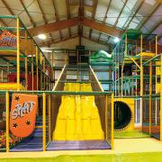Trampolino Kinderparadies - Indoorspielplatz ab 2 Jahren bis 15 Jahre