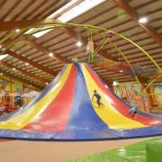 Trampolino Spielplatz in der Schweiz ab 2 Jahren