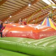Trampolino Indoorspielplatz mit Trampolin