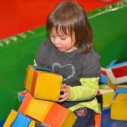 Trampolino Kinderparadies - Überdachter Spielplatz für Kinder ab 2 Jahren