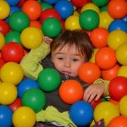 Trampolino Kinderparadies Indoorspielplatz für Kinder ab 2 bis 15 Jahren