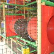 Trampolino Kinderwelt überdacht in der Schweiz