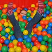 Trampolino Indoor-Kinderwelt ab 2 Jahren in der Schweit