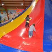 Trampolino Indoorspielplatz Schweiz Dietikon für Kinder ab 2 Jahren
