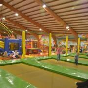 Trampolino Indoorspielplatz Schweiz Dietikon Kindergeburtstag