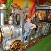 Trampolino Indoorspielplatz in Dietikon für große und kleine Kinder