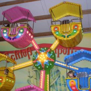 Trampolino Kinderspielplatz in Dietikon mit Trampolin, Hüpfburg, Rodelbahn und vielem mehr