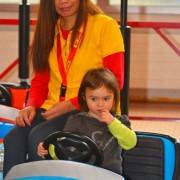 Trampolino Kinderspielplatz in Dietikon in der Schweizfür Kinder ab 2 bis 15 Jahren