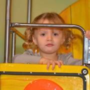 Trampolino Kinderspielplatz in Dietikon in der Schweiz