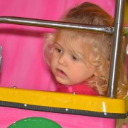 Trampolino Kinderspielplatz in Dietikon in der Schweiz Miniscooter, Kleinkindbereich
