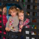 Trampolino Indoor Spielhalle bei Zürich mit Kleinkindbereich