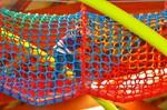 Trampolino Indoor Spielhalle bei Zürich Kindergeburstag feiern