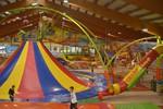 Trampolino Indoor Spielhalle bei Zürich Geburtstag feiern