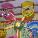 Trampolino Indoorspielplatz mit Rutschen und Trampolinen