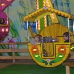 Trampolino Kinderwelt überdacht