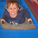Trampolino Indoorspielplatz ideales Freizeitangebot bei schlechtem Wetter