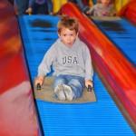 Trampolino Indoorspielplatz Schweiz Kindergeburtstag feiern