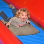 Kindergeburtstag im Trampolino Indoorspielplatz feier