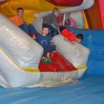 Trampolino Indoorspielplatz in Zürich Geburtstagsfeier