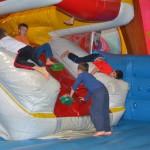 Trampolino Indoor Spielhalle in Zürich Geburtstag feiern